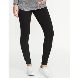 Old Navy Maternity Full Panel Jersey Leggings